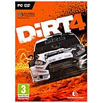 CODEMASTERS - PC - Dirt 4 D1 Edition