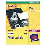 AVERY - Mini Etichette per Stampanti Laser 38 x 21.2 mm...