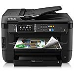 EPSON - Stampante Multifunzione WorkForce WF-7720DTWF...
