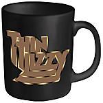 PLASTIC HEAD - Thin Lizzy - Gold Logo (Tazza)