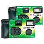 FUJIFILM - Fotocamera Usa e Getta QuickSnap Flash integrato -...