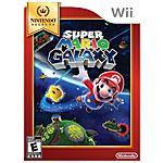 NINTENDO - WII - Super Mario Galaxy Select