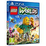 WARNER BROS - PS4 - LEGO Worlds