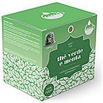 GOCCE DI CAFFE - Capsule di Thé Verde e Menta 10 Pz
