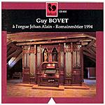 GALLO - Guy Bovet A L'Orgue De J.