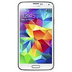 "SAMSUNG - SM-G800F Galaxy S5 Mini White Display 4,5"" Super..."