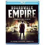 WARNER BROS - Boardwalk Empire - Stagione 01 (5 Blu-Ray)