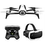 PARROT - Bepop 2 Drone Cam Full HD 14Mpx colore Bianco con...