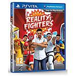 SONY - PSVITA - Reality Fighters