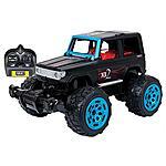 NIKKO - Jeep Survivor Mistery Black 2 Radiocomandata R / C...