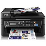EPSON - Stampante Multifunzione WorkForce WF-2630WF Stampa...
