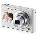 SAMSUNG - Smart Camera DV150 Bianco 16.2 Mpx Zoom Ottico 5x...