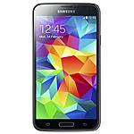 "SAMSUNG - SM-G900F Galaxy S5 Black Display 5,1"" Super Amoled..."