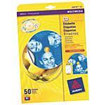 AVERY - Etichette per CD e DVD 117 mm Confezione 25 pezzi