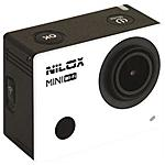 NILOX - Action Cam Mini Wi-Fi Sensore CMOS 2Mpx Display 2