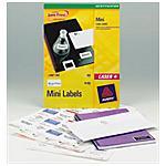 AVERY - Mini Etichette per Stampanti Laser 38.1 x 21.2 mm...