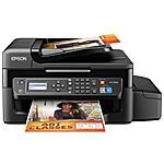 EPSON - EcoTank ET-4500 Stampante Multifunzione Stampa...