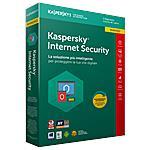 KASPERSKY - Internet Security 2018 Licenza per 3 Dispositivi...