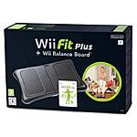 NINTENDO - WII - Wii Fit Plus + Balance Board Nera
