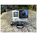 GOPRO - HERO4 Black Adventure Edition Action Cam Filmati...