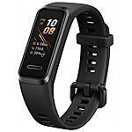 HUAWEI - Band 4 Fitness Tracker Graphite Black