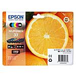 EPSON - C13T33374010 Cartuccia Ink Originale Nero Gialla...