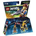 WARNER BROS - LEGO Dimensions Fun Pack Movie Emmet
