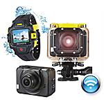EASYPIX - Action Cam GoXtreme WiFi Pro Filmati Full HD...
