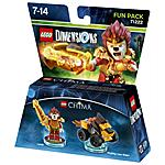 WARNER BROS - LEGO Dimensions Fun Pack Chima Laval