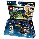 WARNER BROS - LEGO Dimensions Fun Pack Back to the Future Doc...