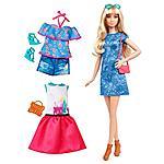MATTEL - Barbie Fashionista E Moda - Chic