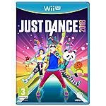 UBISOFT - WiiU - Just Dance 2018