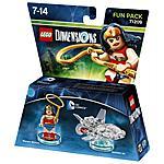 WARNER BROS - LEGO Dimensions Fun Pack DC Wonder Woman