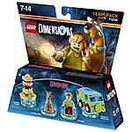WARNER BROS - LEGO Dimensions Team Pack Scooby-Doo