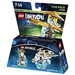 WARNER BROS - LEGO Dimensions Fun Pack Sensei Wu