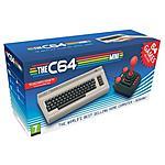 RETRO GAMES LTD - The C64 Commodore 64 Mini