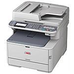 OKI - MC562dnw Stampante Multifunzione Stampa Copia...