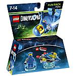 WARNER BROS - LEGO Dimensions Fun Pack Movie Benny