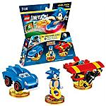 WARNER BROS - LEGO Dimensions Level Pack Sonic