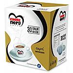 CUORE NERO CAFFÈ - Miscela Capri 30 Cialde Compatibili Cuore Nero...