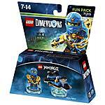 WARNER BROS - LEGO Dimensions Fun Pack Ninjago Jay