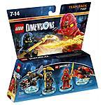 WARNER BROS - LEGO Dimensions Team Pack Ninjago