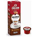 CAFFITALY - Caffè Cagliari Confezione 10 Capsule Crem Espresso...