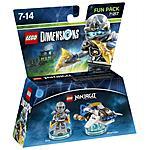 WARNER BROS - LEGO Dimensions Fun Pack Ninjago Zane