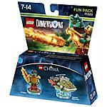 WARNER BROS - LEGO Dimensions Fun Pack Chima Cragger