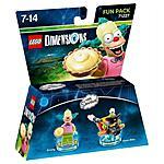 WARNER BROS - LEGO Dimensions Fun Pack Simpsons Krusty