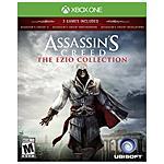 UBISOFT - XONE - Assassin's Creed The Ezio Collection