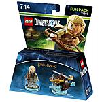 WARNER BROS - LEGO Dimensions Fun Pack Lord of The Rings Legolas