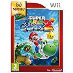 NINTENDO - WII - Super Mario Galaxy 2 Selects