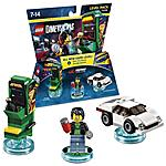 WARNER BROS - LEGO Dimensions Level Pack Retro Games